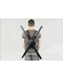 'Antihero' Katana Set with Backpack