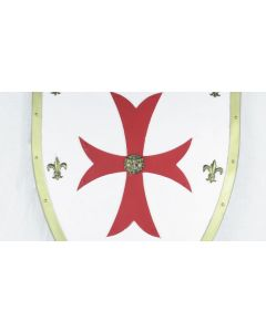 Foam LARP Crusader Medieval Shield
