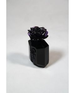 Black Rose Perfume Bottle