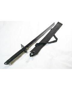 Ninja Sword with Tsuba