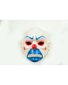 Scary Clown Bank Robber Mask