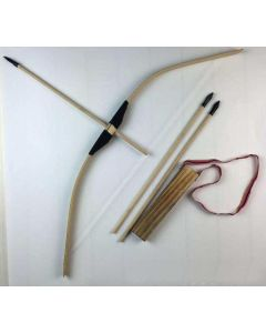 12 X BOW AND ARROW (Rubber Tip)