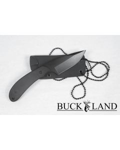 Buckland 'Midnight' Neck Knife