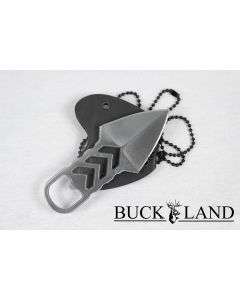 Buckland 'Chevron' Neck Knife