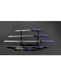 Dragon Set in Purple
