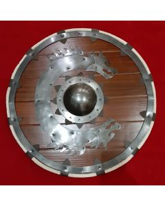 Ragnar Lothbrok Viking Raider Shield