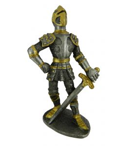 Pewter Knight with Sword