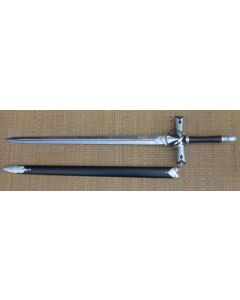 Metal Anime Style Sword