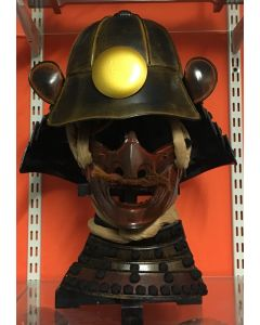 Samurai Warrior Helmet