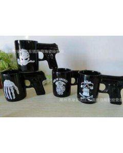 12 x Gun Mug