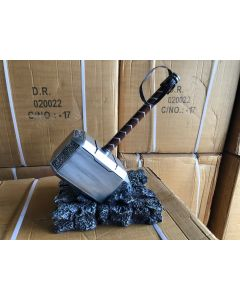 High Density Toughened Resin Hammer with Stand