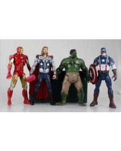 Set of 4 Action Figures
