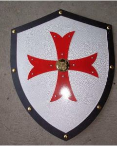 Crusader Shield in Metal