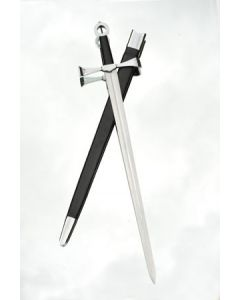 Full Tang Battle Ready Medieval Sword (Standard Temper)